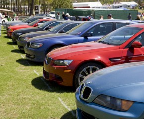 New location for corral parking this year. We only had about 60 parking spaces. Last year we had 110 cars. Plan ahead for 2011.