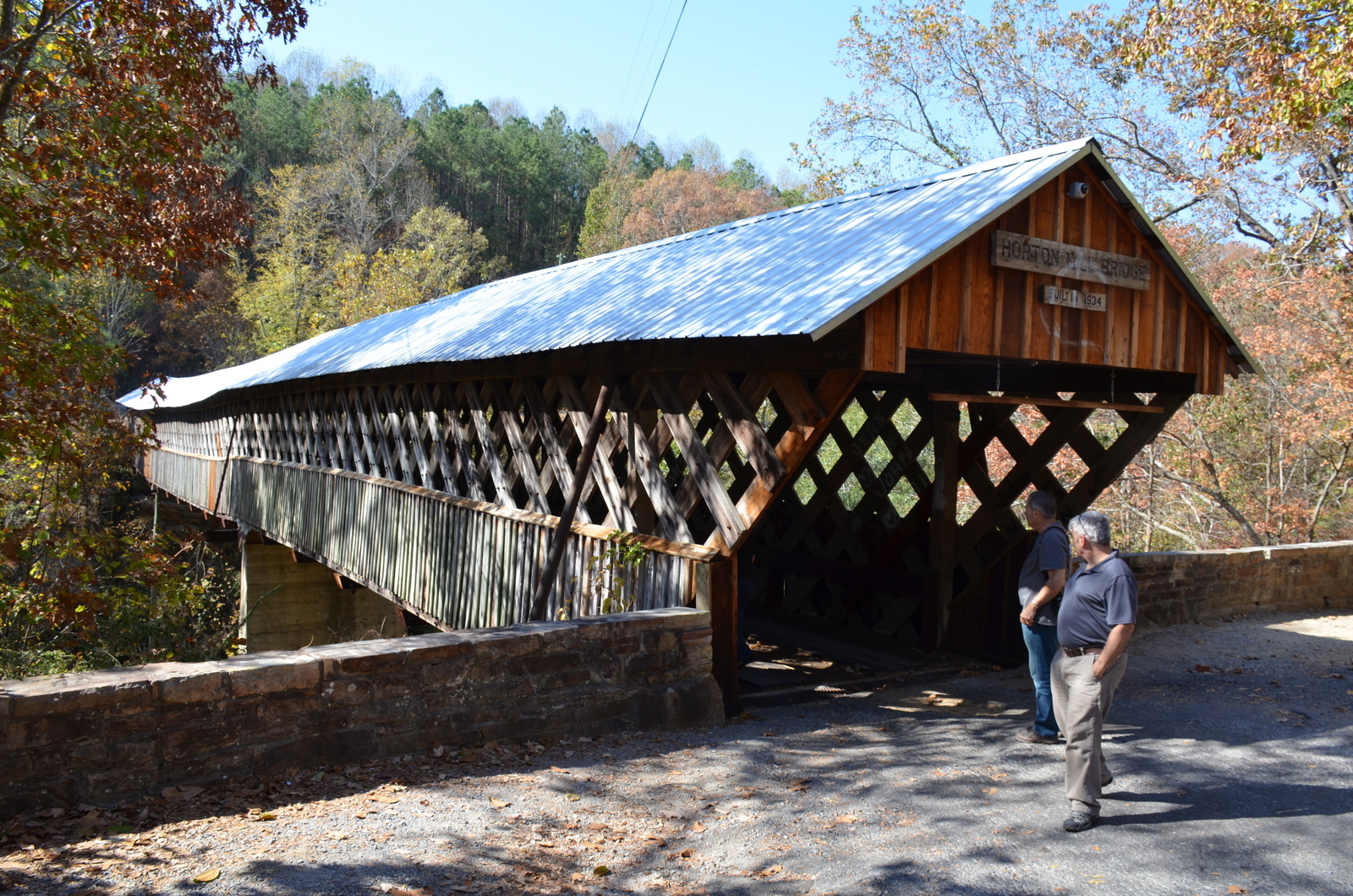 Covered Bridge Run